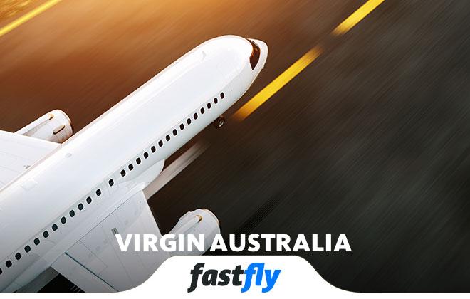 virgin avusturalya uçakları