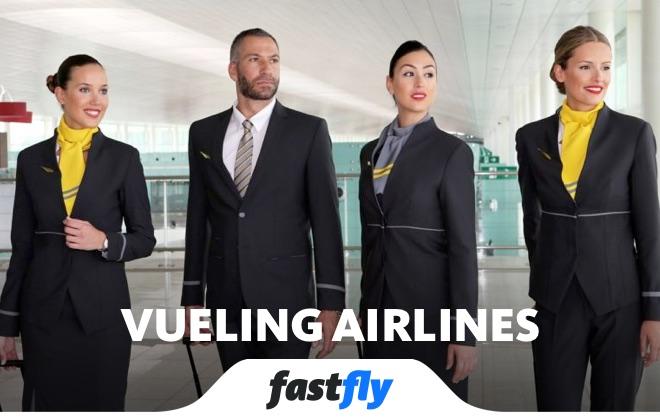 vueling airlines seferler