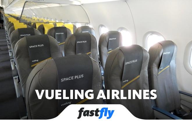 vueling airlines uçak