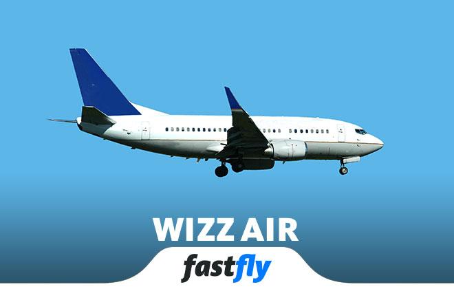 wizz air uçakları
