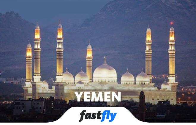 yemen el saleh camii