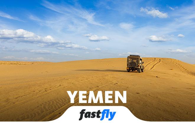 yemen havalimanı