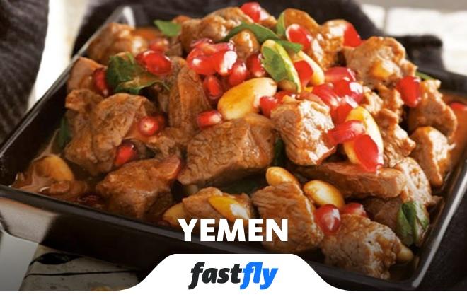 yemen yemek kültürü