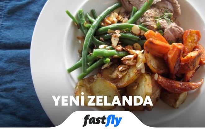 yeni zelanda yemek kültürü