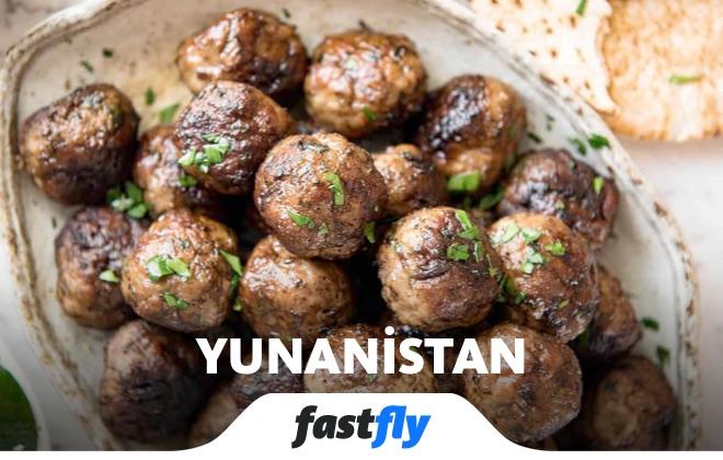 yunanistan yemek kültürü
