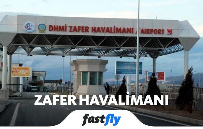 zafer havalimanı hakkında