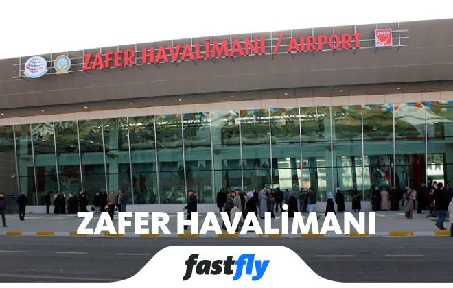 zafer havalimanı uçak bileti