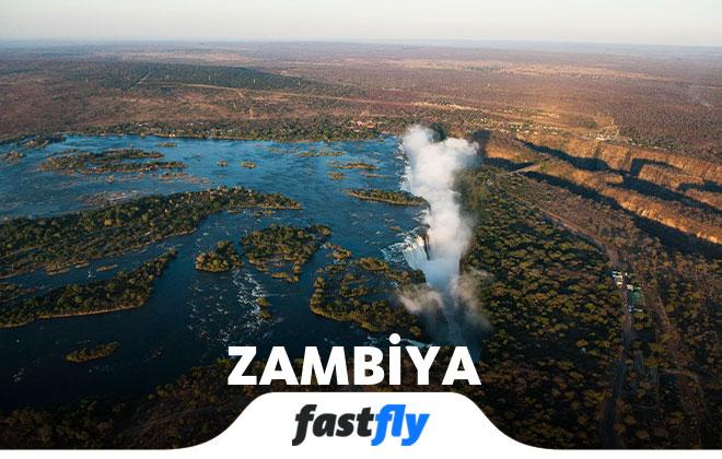 zambiya havalimanı