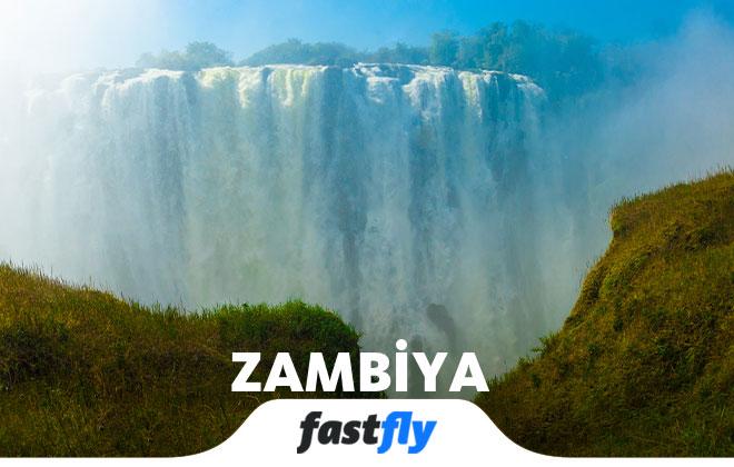 zambiya tatil tur