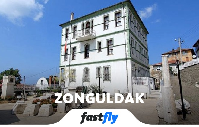 Zonguldak ereğli müzesi